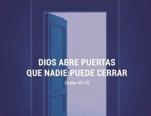Oración diaria sábado 8