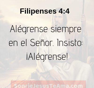 Filipenses 4:4