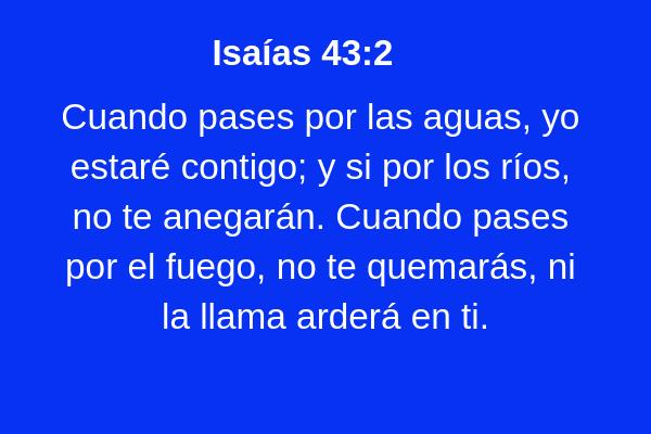 Isaías 43:2