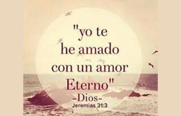Jeremías 31:3
